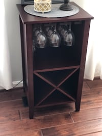 Wine cabinet side table Charles Town, 25414