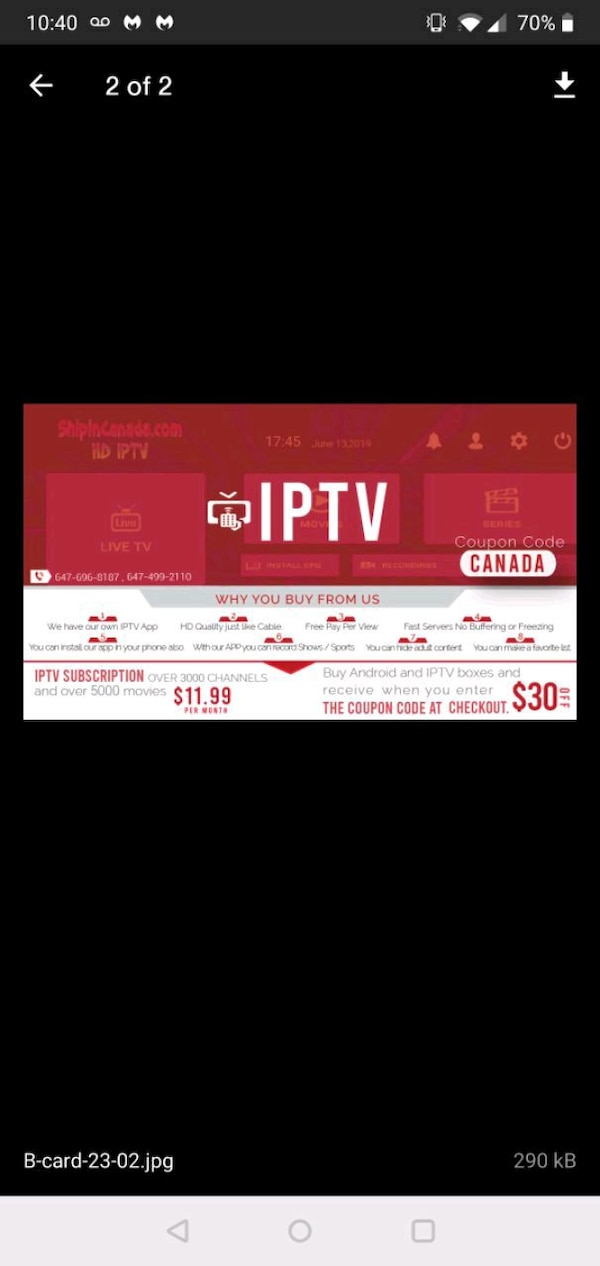 Iptv subscription | iptv box | Android Boxes