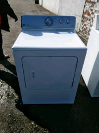 white front-load clothes washer 32 mi