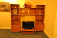Ikea Entertainment Center Silver Spring