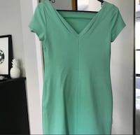 Banana Republic Mint Green Dress NEWYORK