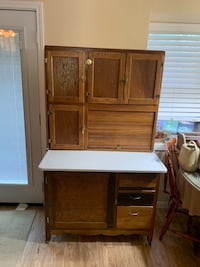 Antique Storage Cabinet 1930's-1940's  Price is Firm - No Trades Fort Worth