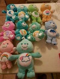 Care Bear collectables