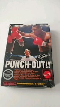 Mike Tyson's Punch Out Edmonton, T5Y 2S8