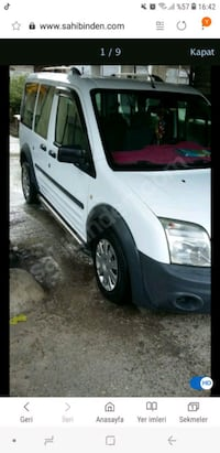 Ford - Tourneo Connect - 2010 İstiklal Mahallesi