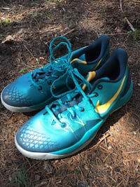 pair of blue Nike basketball shoes Moscow, 83843
