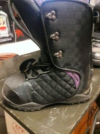 unpaired quilted snowboard boot Stockton, 95207