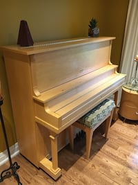 1904 Weber Piano with seat Mississauga, L5N 1C4