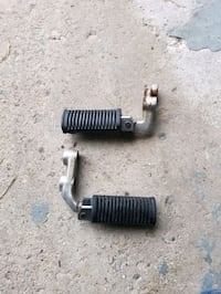Foot Pegs for motorcycle Stony Plain, T7Z 1L9