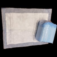 New Disposable Underpads 25 count Brampton, L6W 1C1
