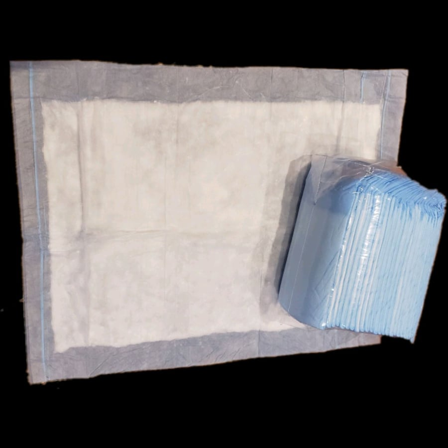 New Disposable Underpads 25 count