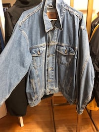 Men's denim jacket Raleigh, 27610