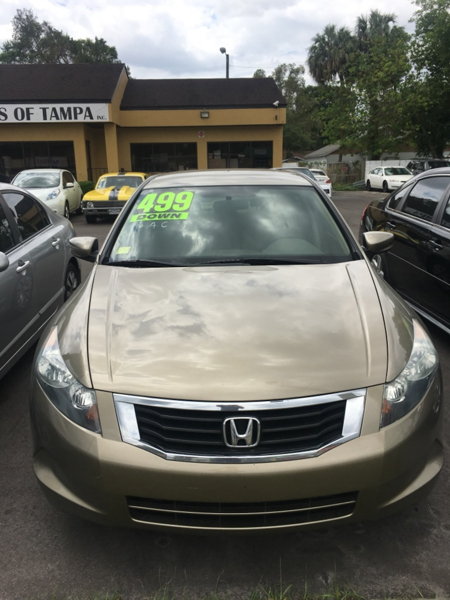 2010 honda accord in tampa letgo for Select motors of tampa
