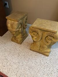 Decorative stands - Rams Laval