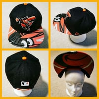 AUTHENTIC MLB BASEBALL SNAPBACK HAT.  38 km
