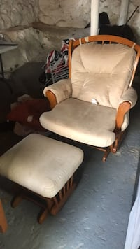 Rocking  Chair. Made by Best Chairs Inc.  Melrose, 02176