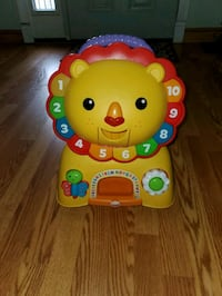 Fisher price lion walker Chantilly, 20151