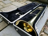 Student Trombone with Case 53 km
