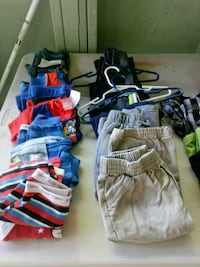 toddler's assorted clothes Redding