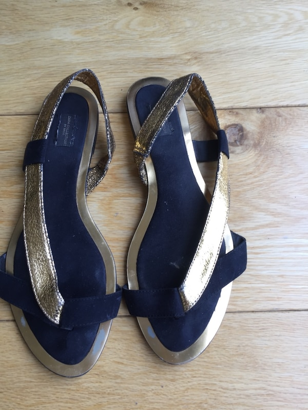 916d15ca37f Used Women s sandals shoes Zara for sale in London - letgo