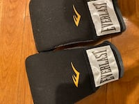 Boxing gloves and mits