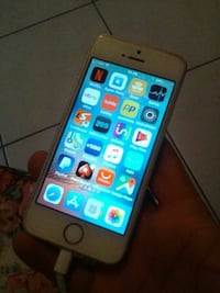 oro iPhone 5s