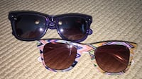 Two pairs of sunglasses  Sherwood Park, T8A 6G7