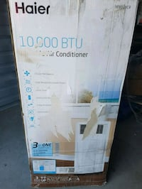 Haier 10000btu air conditioner  Markham, L3T 4X1