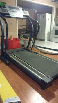 black and gray treadmill Mississauga