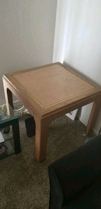 brown wooden table with chair Las Vegas, 89119