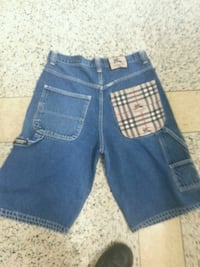 Burberry Denim Shorts  Hamilton, L9H 5G3