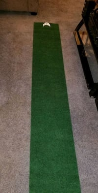 Callaway indoor putting green 2065 mi