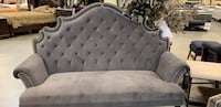 tufted white and gray mattress Katy, 77494