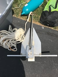 Anchor with 100 ft line Easton, 18040