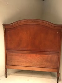 1800's antique headboard and footboard Norcross, 30071