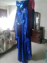 Royal Blue Sparkle Bust Prom Dress Simcoe, N3Y 4K3