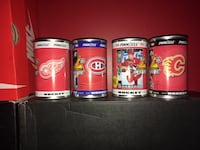 Hockey Cards vintage canned Keswick, L4P 3T3