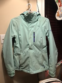 The North Face women's ski jacket 3160 km