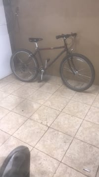 black and gray BMX bike Alexandria, 22305