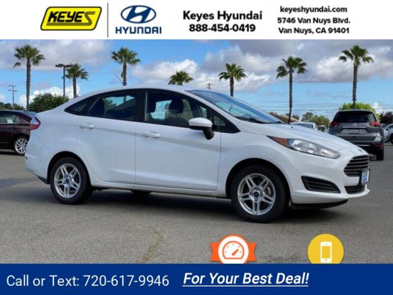 2018 Ford Fiesta SE sedan Oxford White !!! 1bb14878-e024-4ea6-af9a-fbc7930065e3