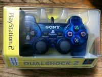 $60 PS2 Factory Sealed Ocean Blue Controller Winnipeg