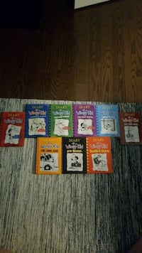 Diary of the Wimpy kid Oakville, L6H 6S1