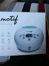Motif Luna breast pump