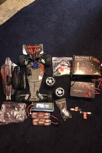 Full traxxas bandit race kit. Best offer also accepted
