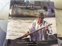 Windows to Vietnam hardcover normally 65 , I sell it for $35 NEW Mountain View, 94040