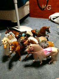 Toy horses for sale Elgin, 60124