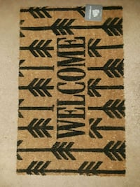 NEW boho fall welcome home decor door mat rug Wrightsville, 17368