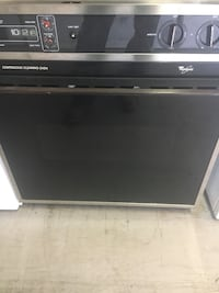"""30"""" Wall oven,older model, works great,clean North Augusta, 29841"""