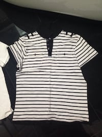 Men's size medium Guess tops (2) $35 for both or $20 each