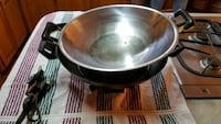 Wok for cooking 3704 km